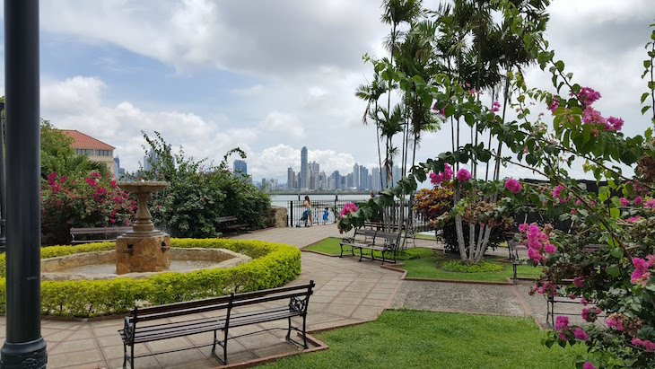 Baluarte de las Monjas - Centro Histórico da Cidade do Panamá © Viaje Comigo