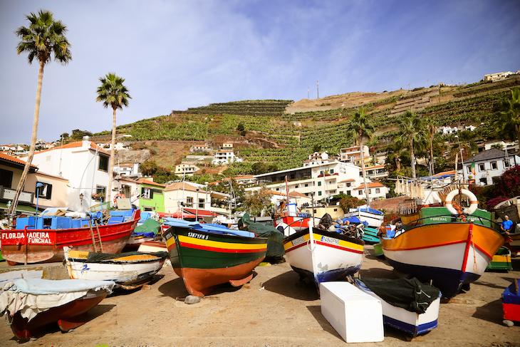 Câmara de Lobos - Madeira © Débora Pinto