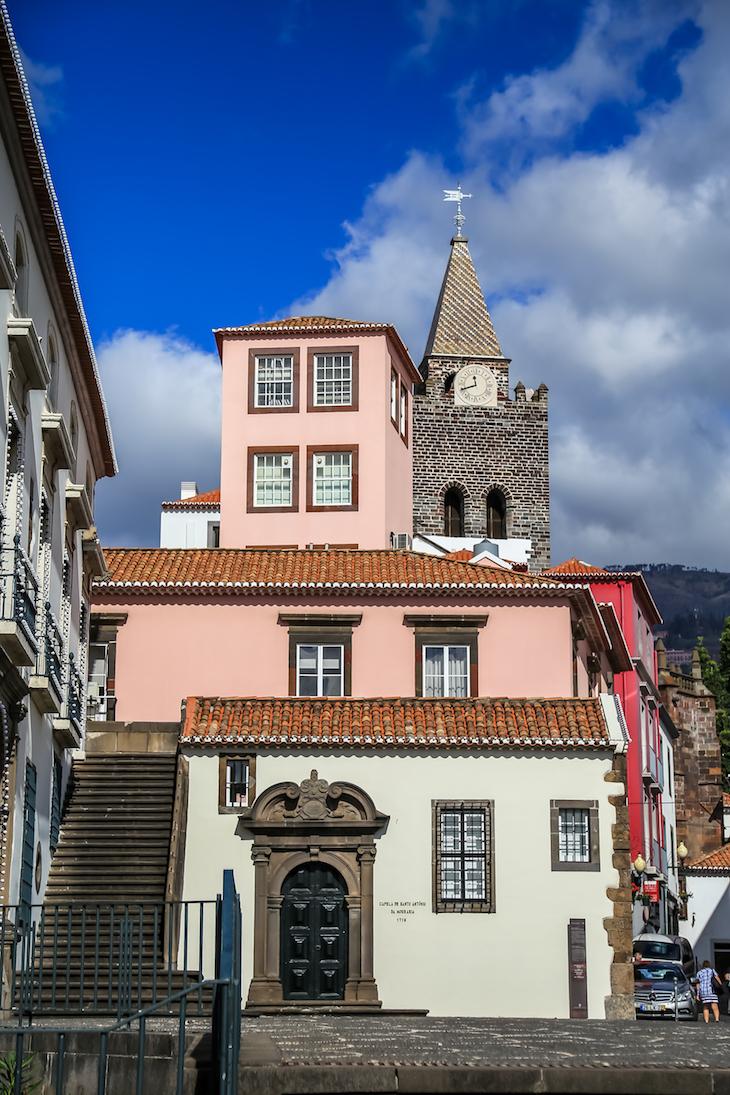 Capela Santo Antonio da Mouraria-Funchal- Madeira © Débora Pinto