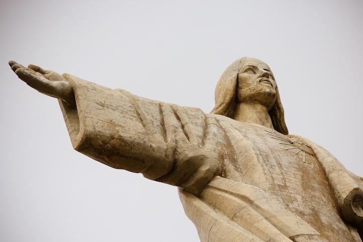 Cristo Rei - Ponta do Garajau- Madeira © Débora Pinto
