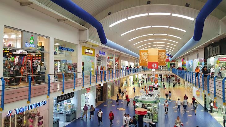 Albrook Mall - Cidade do Panamá © Viaje Comigo