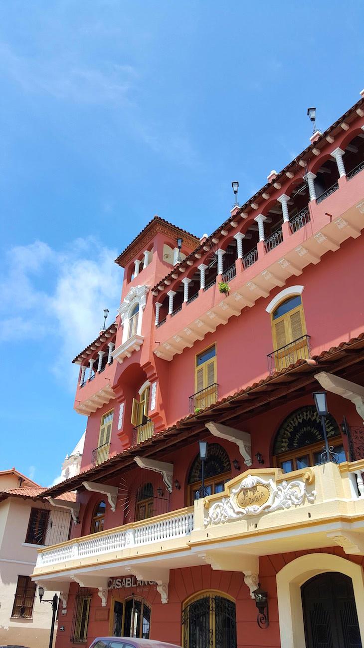 Casco Viejo - na Cidade do Panamá © Viaje Comigo