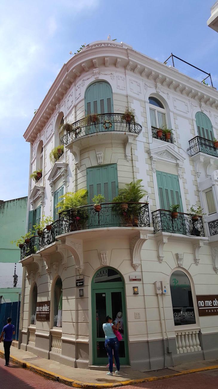 Centro Histórico - Cidade do Panamá © Viaje Comigo