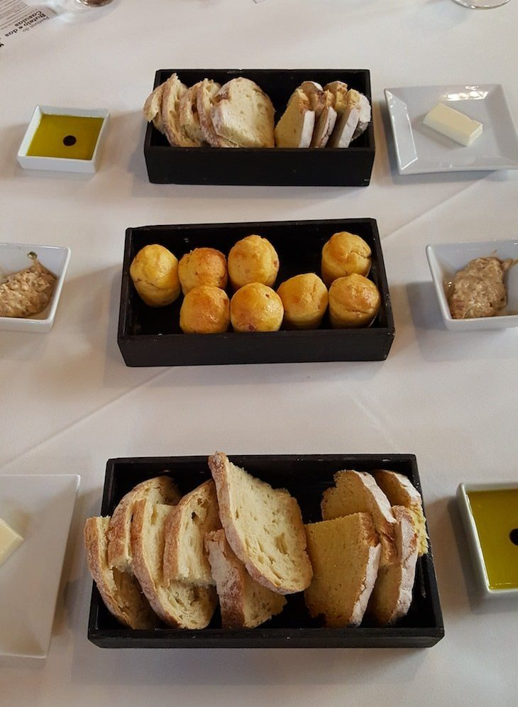 Apresentação do evento foi no Restaurante Oficina, no Porto © Viaje Comigo