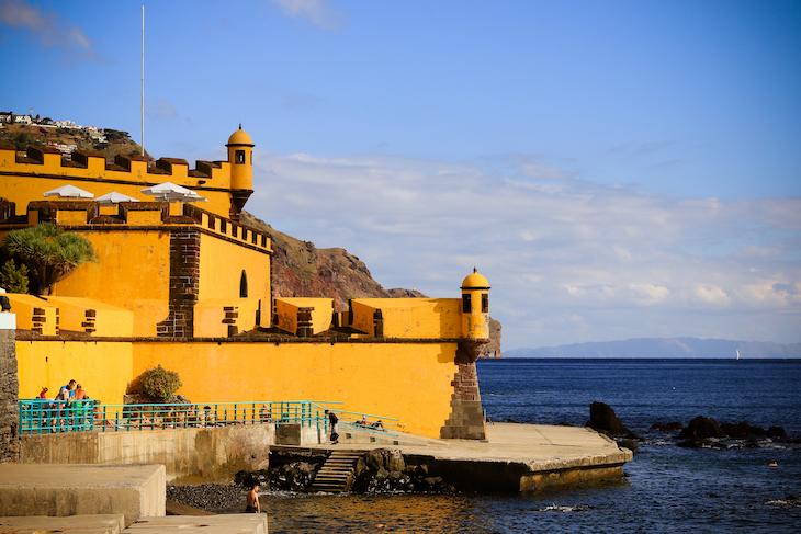 Forte São Tiago-Funchal- Madeira © Débora Pinto