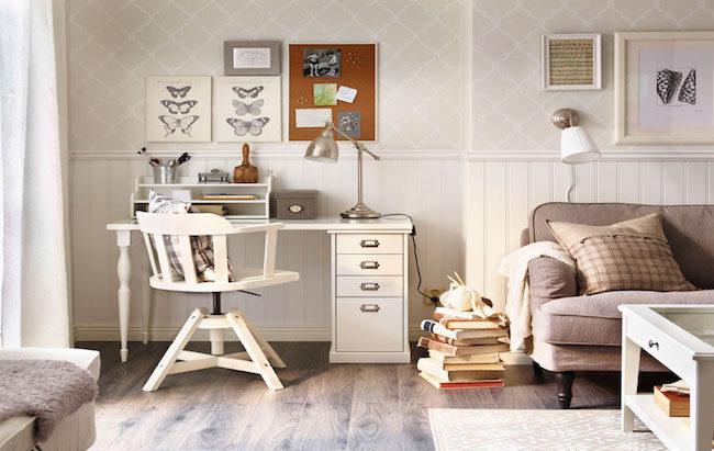 Escritório do IKEA © Direitos Reservados