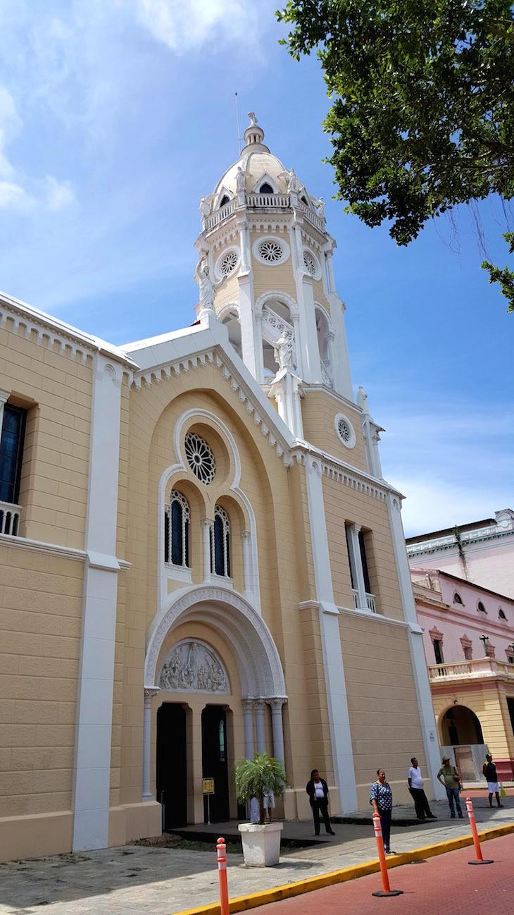 Igreja San Francisco - Centro Histórico - Cidade do Panamá © Viaje Comigo