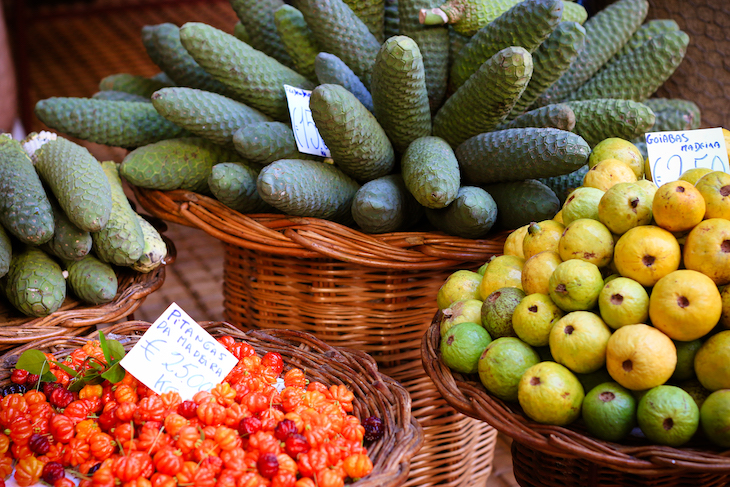 Mercado dos Lavradores -Funchal- Madeira © Débora Pinto