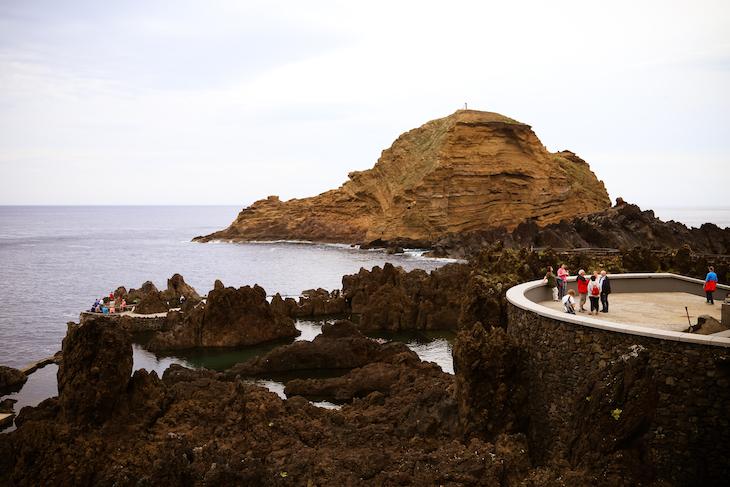 Piscinas Naturais de Porto Moniz- Madeira © Débora Pinto