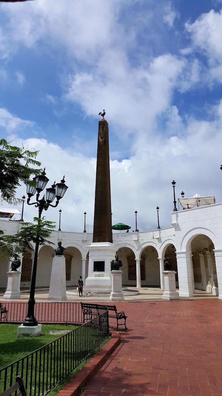 Plaza Francia - Centro Histórico - Cidade do Panamá © Viaje Comigo