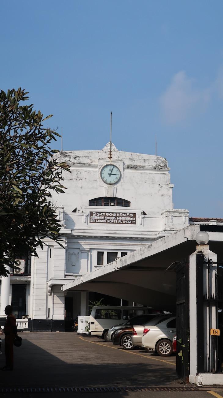 Porto de Colombo - Sri Lanka © Viaje Comigo