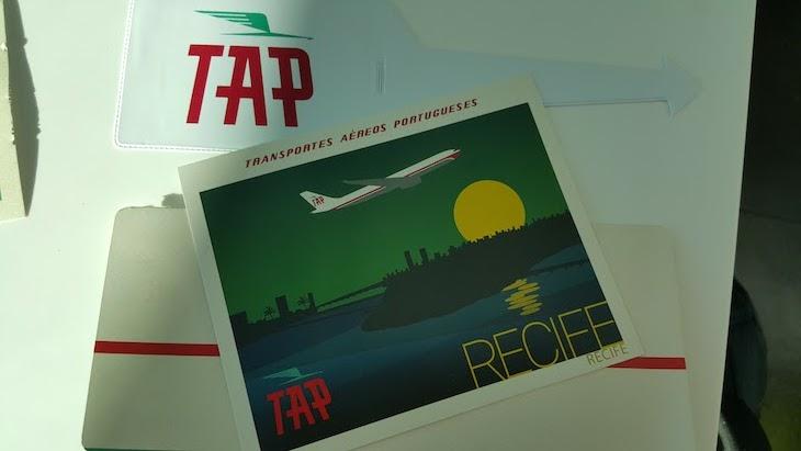 Posta Retrojet TAP para Recife © Viaje Comigo