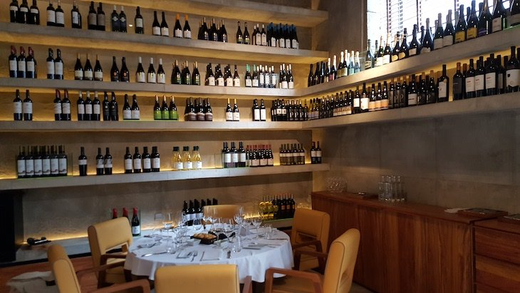 Apresentação do evento foi no Restaurante Oficina © Viaje Comigo