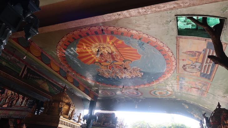 Sri Kailawasanathan Swami Devasthanam Kovil - Colombo - Sri Lanka © Viaje Comigo