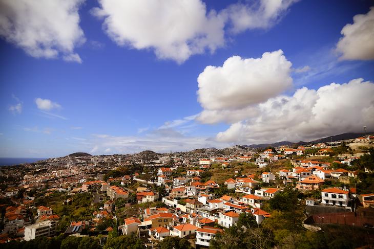 Teleférico-Funchal- Madeira © Débora Pinto