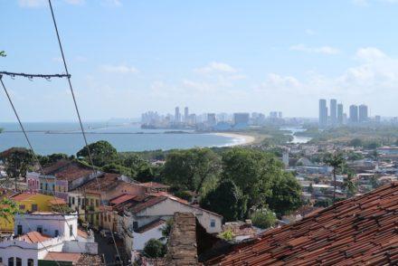 Vista do Alto da Sé - Olinda - Pernambuco - Brasil © Viaje Comigo