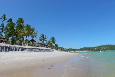 Praia no Vila Galé Eco Resort, Cabo de Santo Agostinho, Brasil © Viaje Comigo