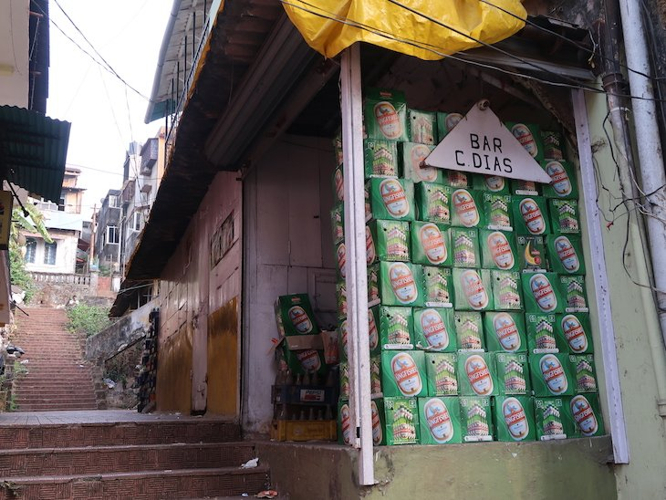 Bar do Dias - Goa - India © Viaje Comigo