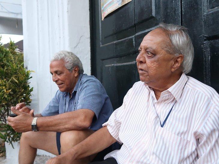 Chico Fonseca - Goa - India © Viaje Comigo