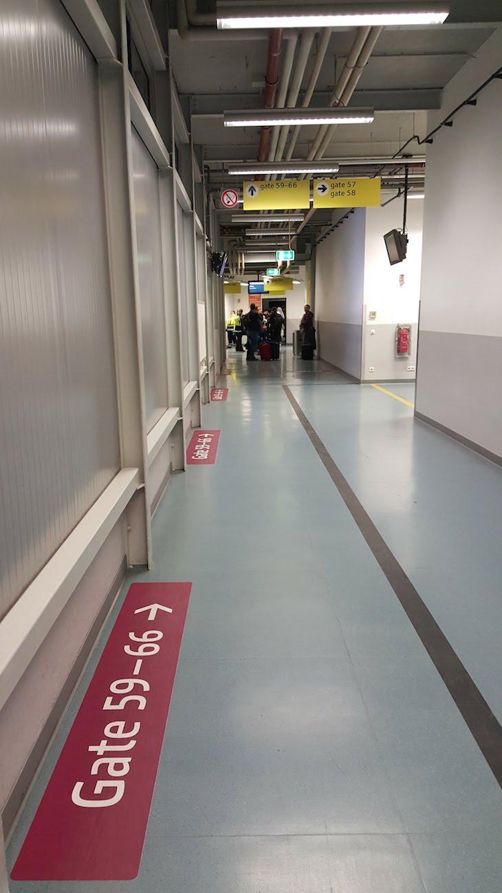 Aeroporto de Schönefeld - Berlim © Viaje Comigo
