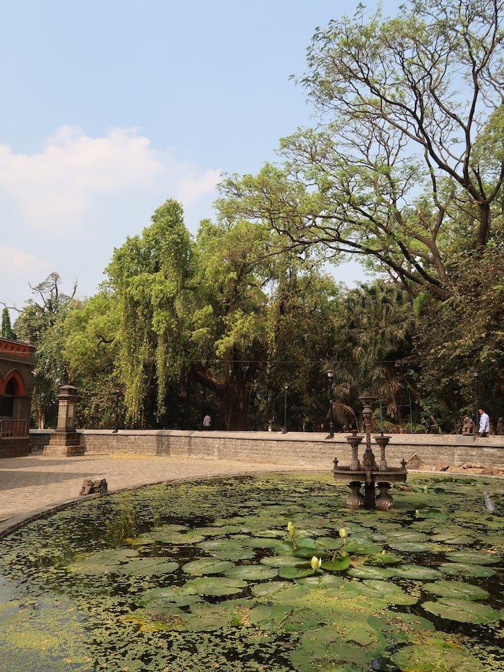 Exterior do Museu de Kolhapur - India © Viaje Comigo