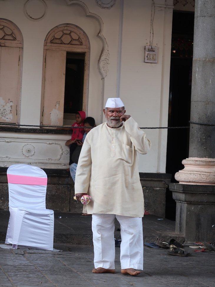 Homem da Mardani Khel em Kolhapur - India © Viaje Comigo