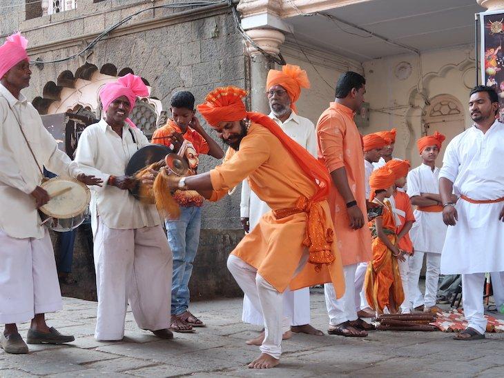 Mardani Khel em Kolhapur - India © Viaje Comigo