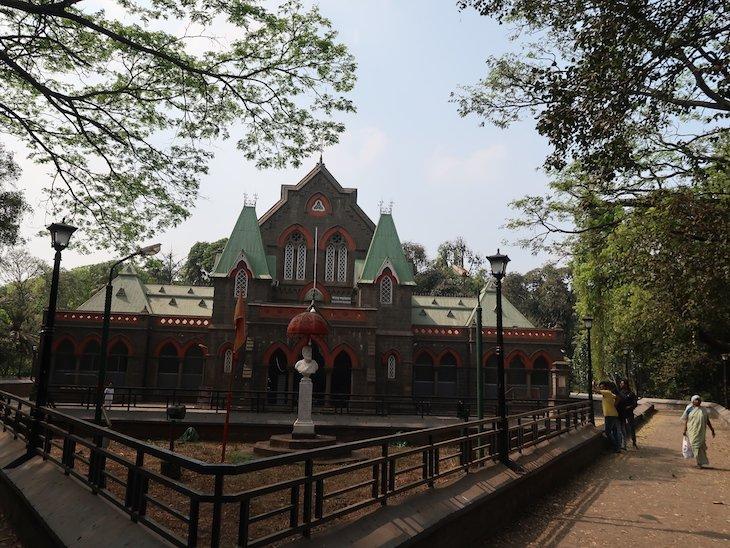 Museu de Kolhapur - India © Viaje Comigo