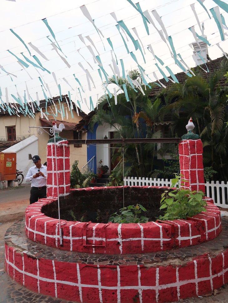 Bairro das Fontainhas - Goa, Índia ©Viaje Comigo
