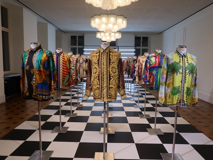 Gianni Versace Retrospective © Viaje Comigo