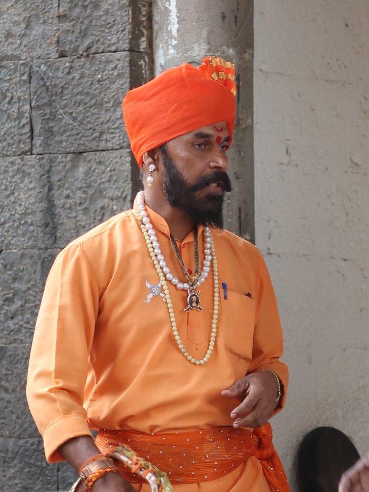Menino da Mardani Khel em Kolhapur - India © Viaje Comigo