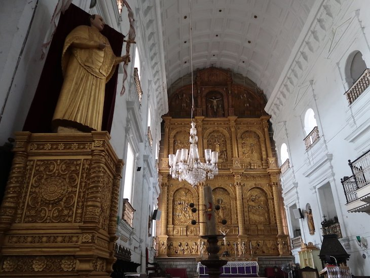 Sé Catedral de Goa, Índia © Viaje Comigo
