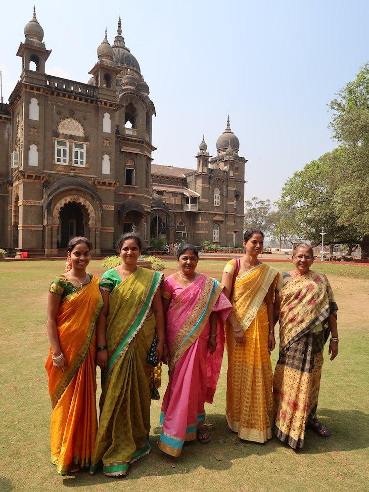 Sáris de Kolhapur - Índia © Viaje Comigo