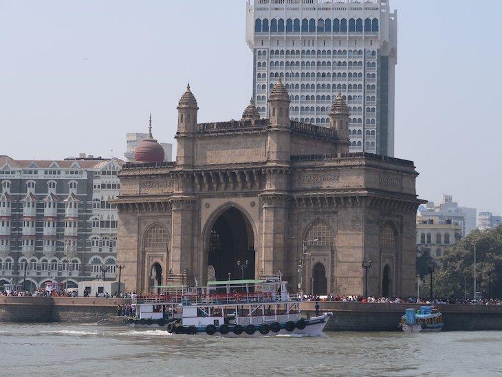 A Vibrante Bombaim Mumbai Ndia Viaje Comigo