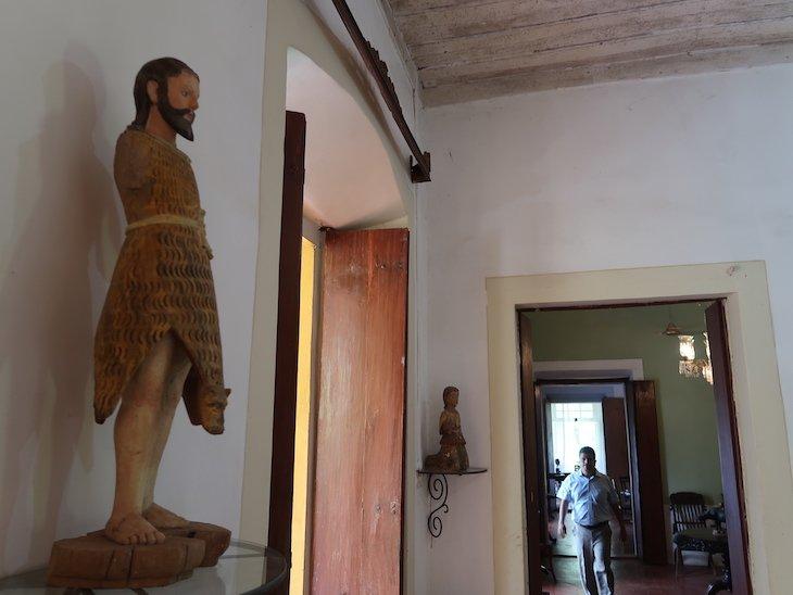 Palácio Deão - Quepem - Goa - India © Viaje Comigo