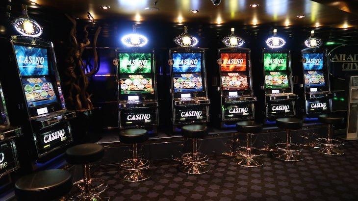 Casino no MSC Magnifica © Viaje ComigoCasino no MSC Magnifica © Viaje Comigo
