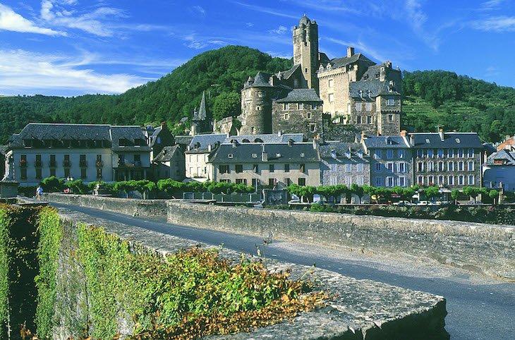 Castelo de Estaign - Direitos Reservados