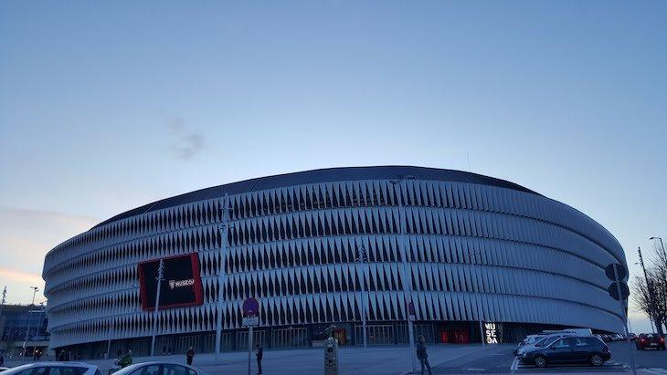 Estádio do Atlético Bilbao - Bilbau © Viaje Comigo