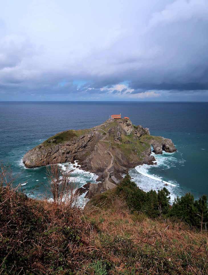 San Juan de Gaztelugatxe - País Basco © Viaje Comigo
