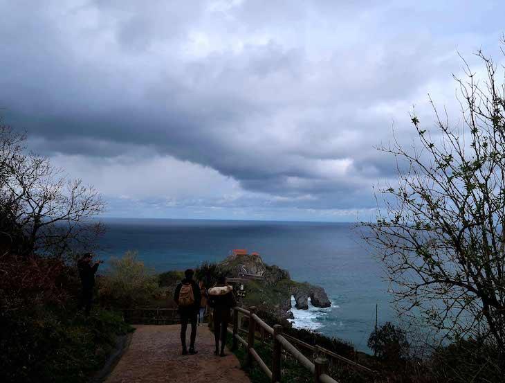 San Juan de Gaztelugatxe - Bilbau © Viaje Comigo