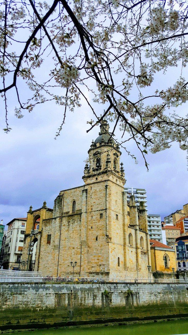 Igreja San Antón, Bilbau - País Basco © Viaje Comigo