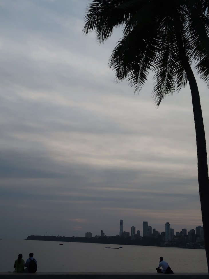Bombaim - Índia © Viaje Comigo