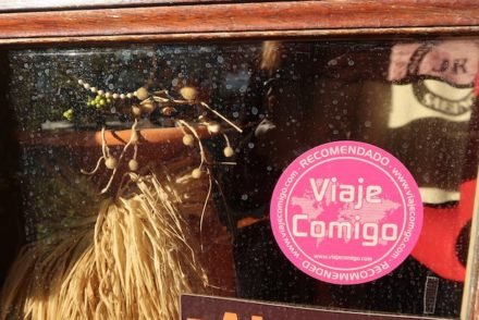 Selo Recomendado do Viaje Comigo no restaurante Sabino - Melgaço - Portugal