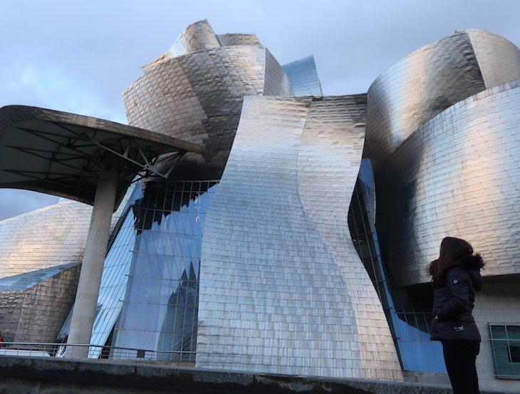 Museu Guggenheim Bilbao, Bilbau © Viaje Comigo