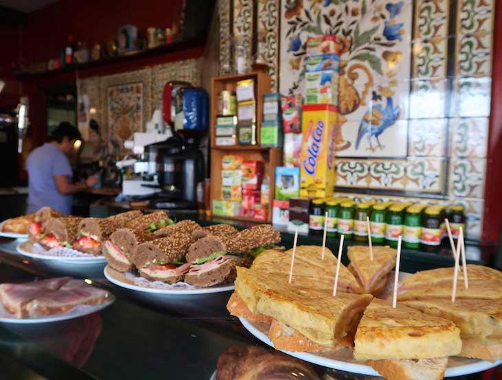 Bar Nervión - Bilbau © Viaje Comigo