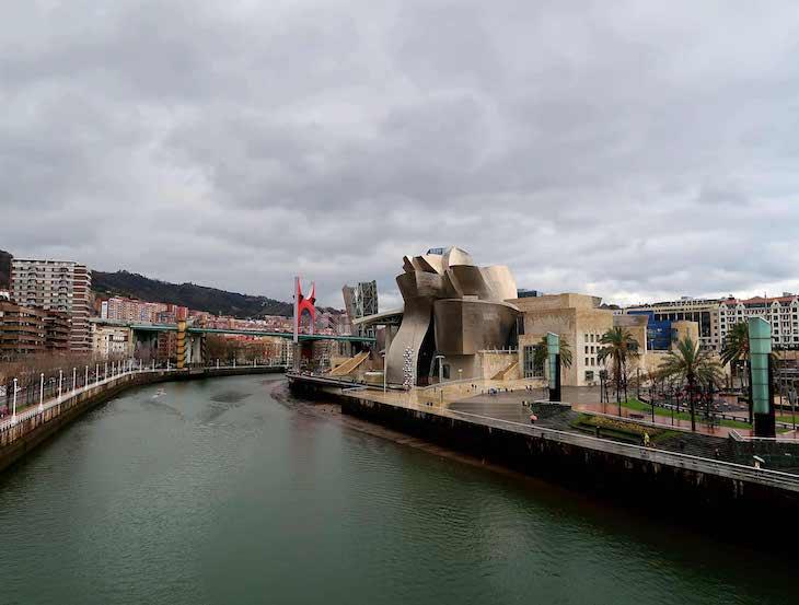 Museu Guggenheim Bilbao © Viaje Comigo
