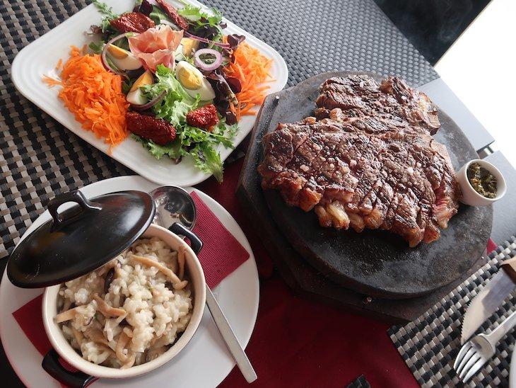 Restaurante Fornalha, Cabo do Mundo © Viaje Comigo