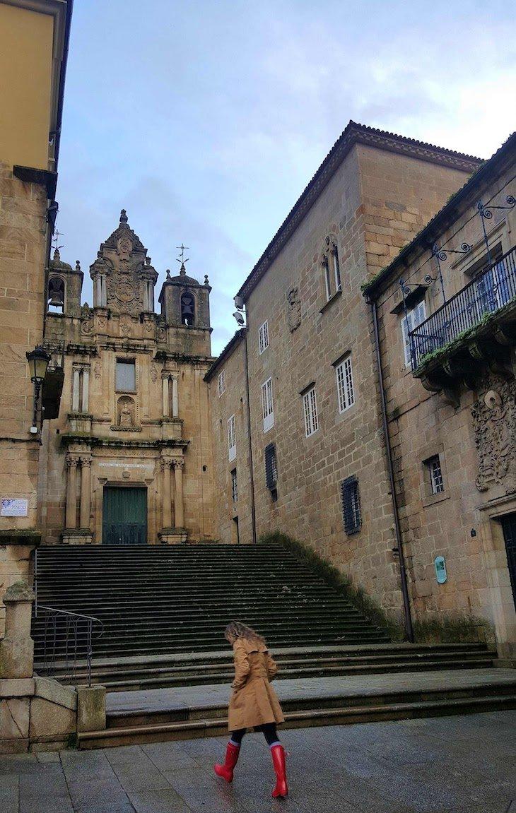 Centro histórico de Ourense, Espanha © Viaje ComigoCentro histórico de Ourense, Espanha © Viaje Comigo