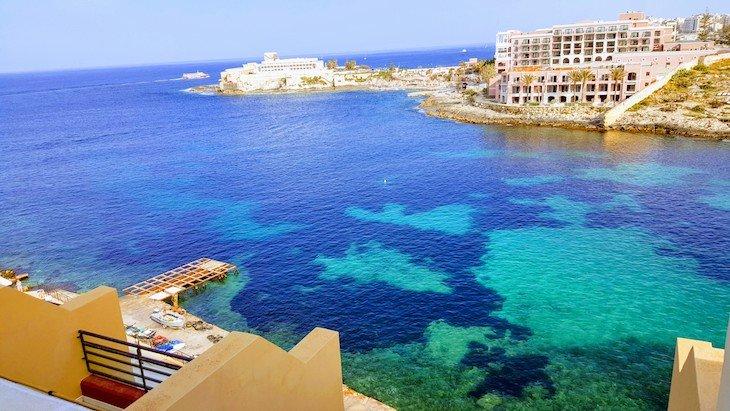 Marina Hotel Corinthia Beach Resort, Malta © Viaje Comigo