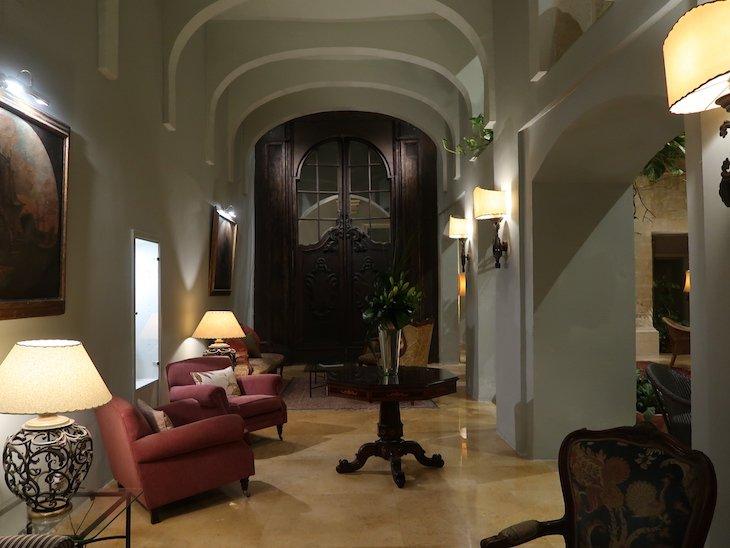 Xara Palace Relais & Chateaux - Mdina - Malta © Viaje Comigo